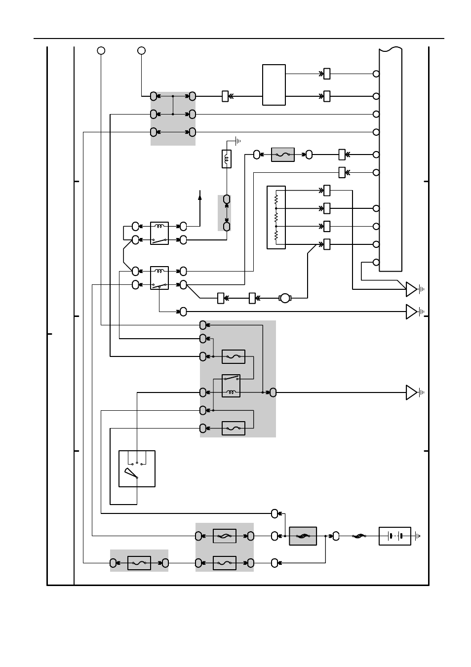 Camry Fuse Diagram On Power Window Wiring Diagram Additionally Toyota