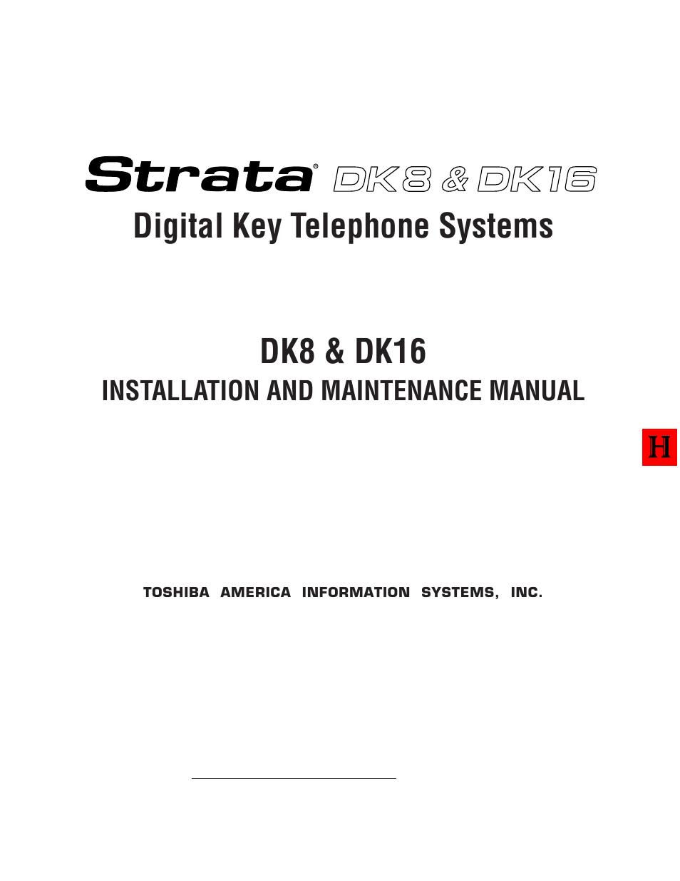 Toshiba Strata Wiring Diagram Schematic Diagrams T300mvi Dk8 User Manual 321 Pages Mitsubishi Split System