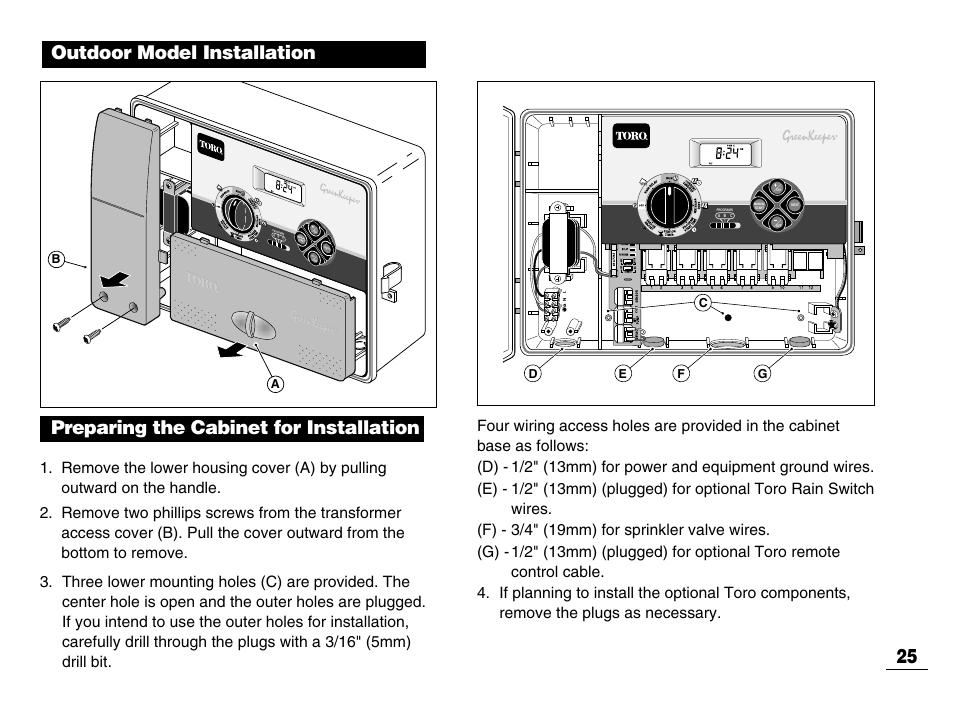 Toro GREENKEEPER 212 User Manual   Page 26  39   Original