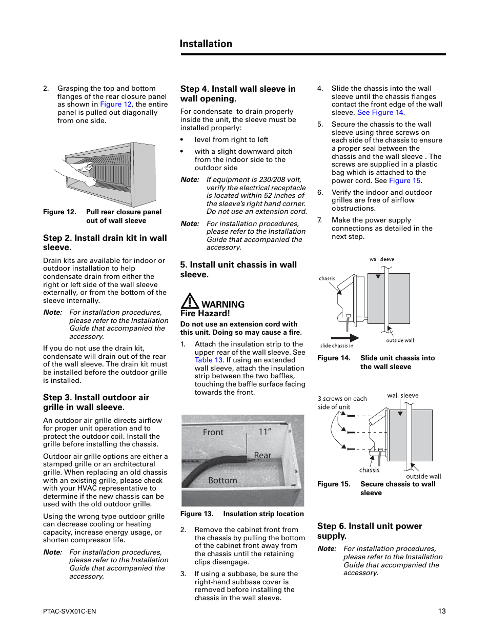 Amana Ptac 153 Parts Manual Agcrewall Wiring Diagram And List For Airconditionerheat Diagrams