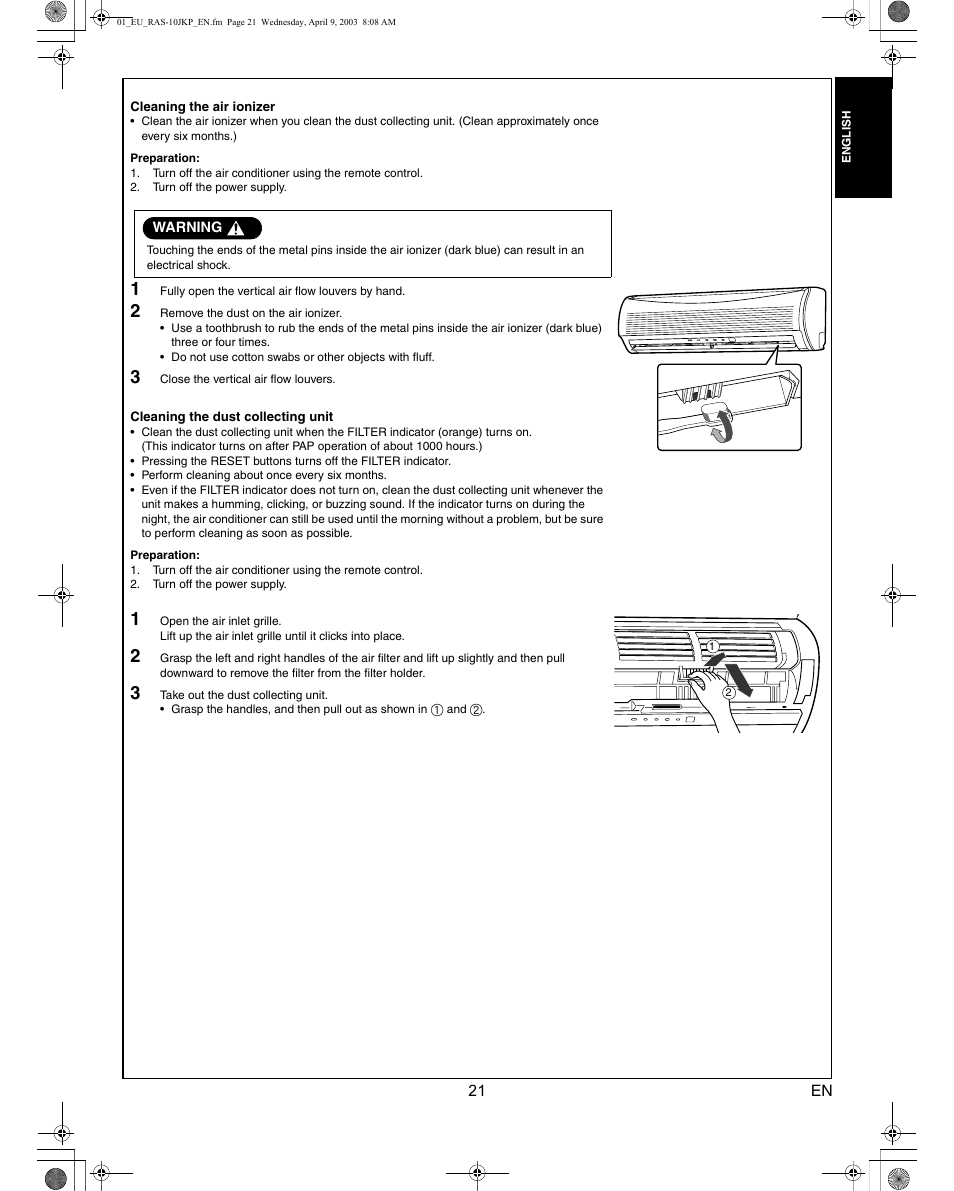 Toshiba Ras 13jkvp E User Manual Page 23 31 Original Mode Power Connector Wiring Diagram