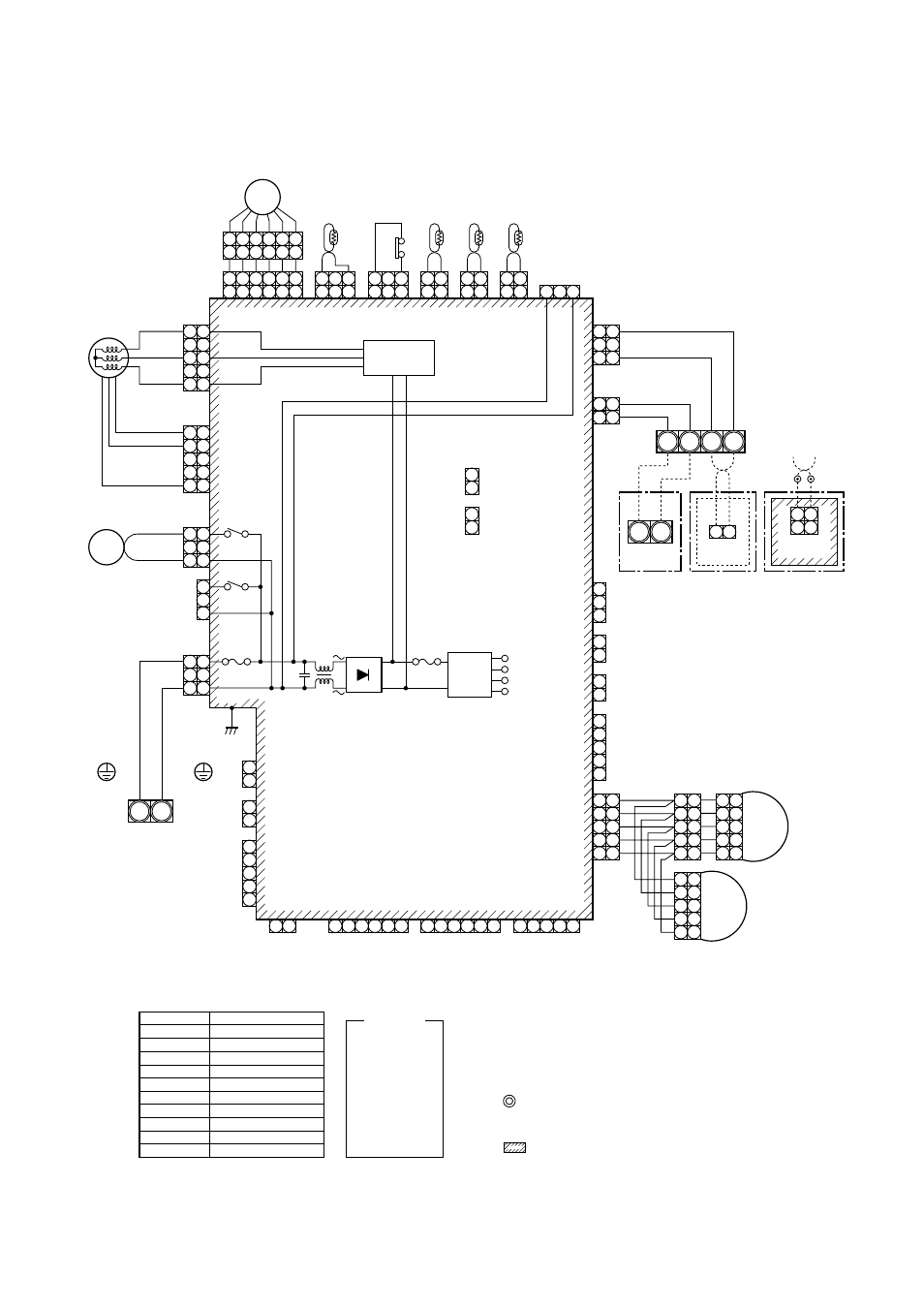 wiring diagram control p c board for indoor unit mcc. Black Bedroom Furniture Sets. Home Design Ideas