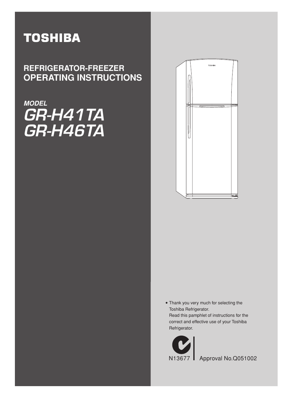 toshiba gr h46ta user manual 8 pages also for gr h41ta rh manualsdir com toshiba manuals tv toshiba manuals laptop