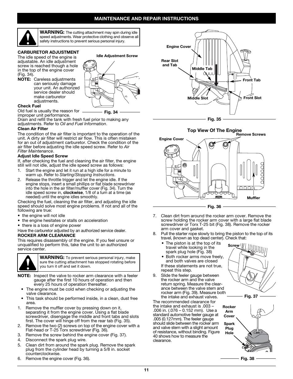 troy bilt pony service manual