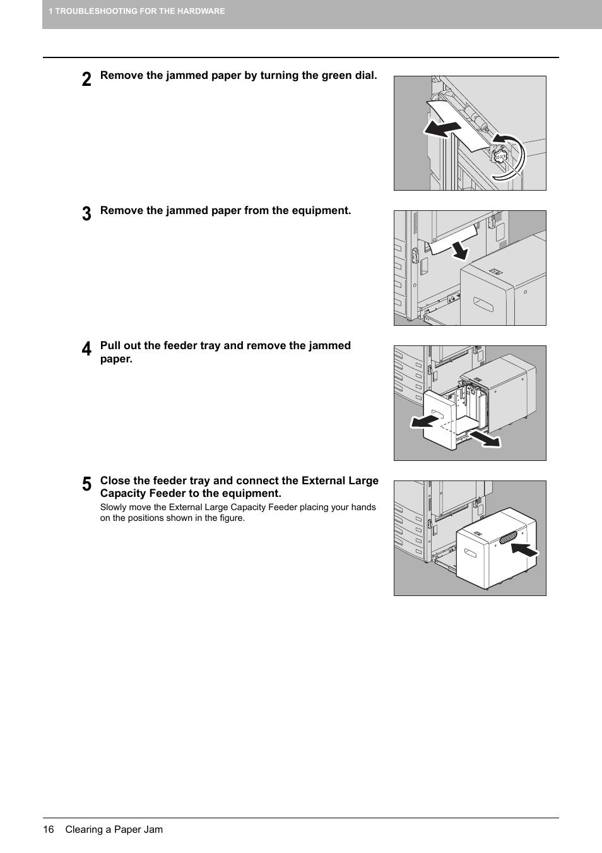 Toshiba e-studio 5520C User Manual | Page 18 / 114 | Also for: e-studio  6520c, e-studio 6530c