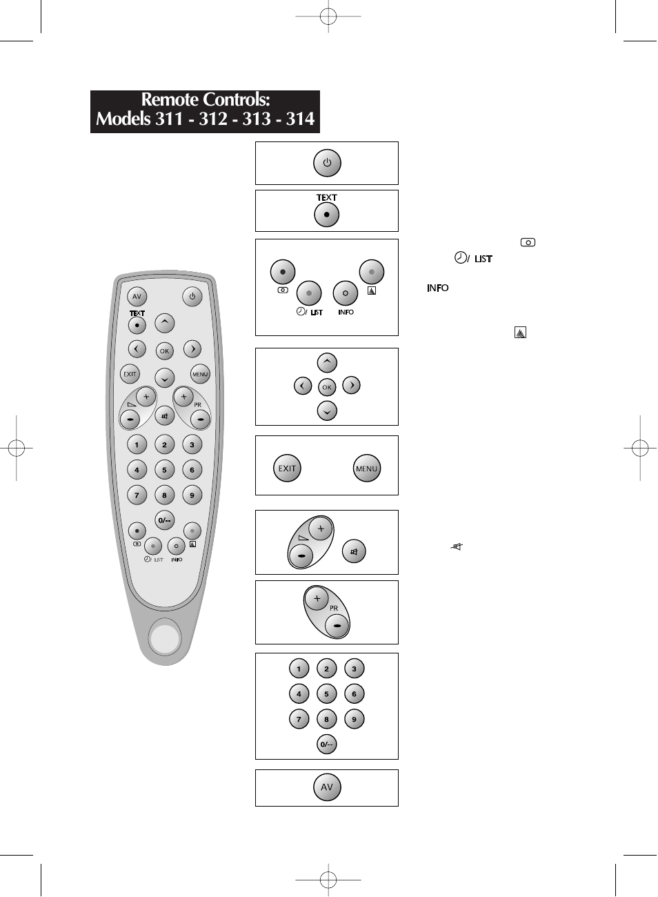 Technicolor - Thomson TX807C User Manual   Page 4 / 11