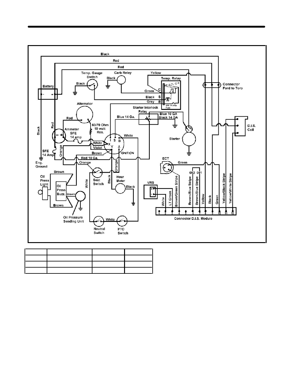 Electrical systems, Electrical, Systems | Toro GROUNDSMASTER 345 User  Manual | Page 58 / 84