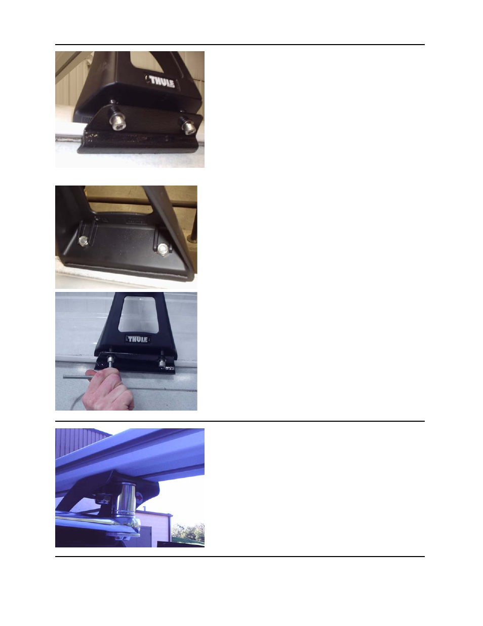 Thule 333 User Manual Page 4 7 Also For 332