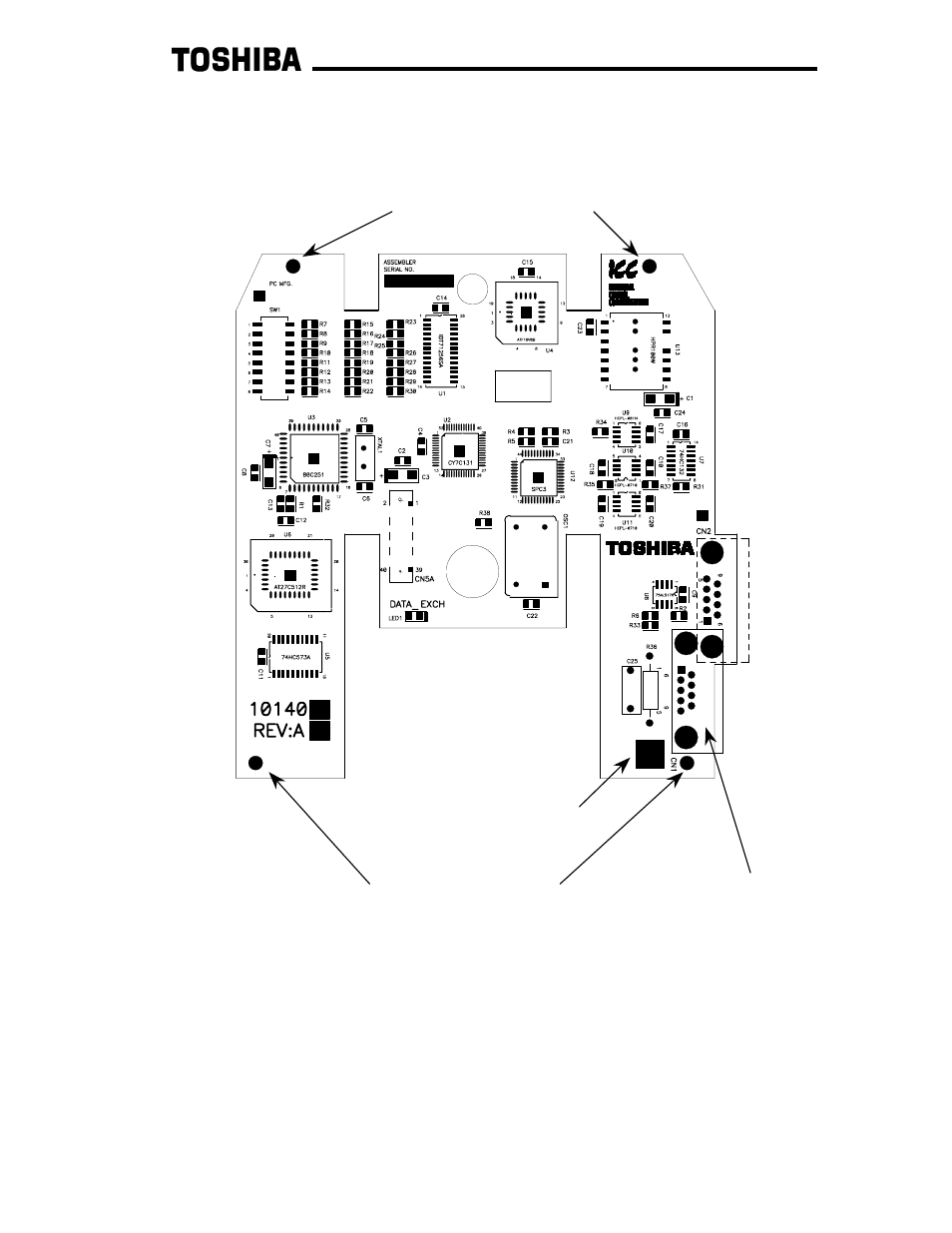 interface board diagram