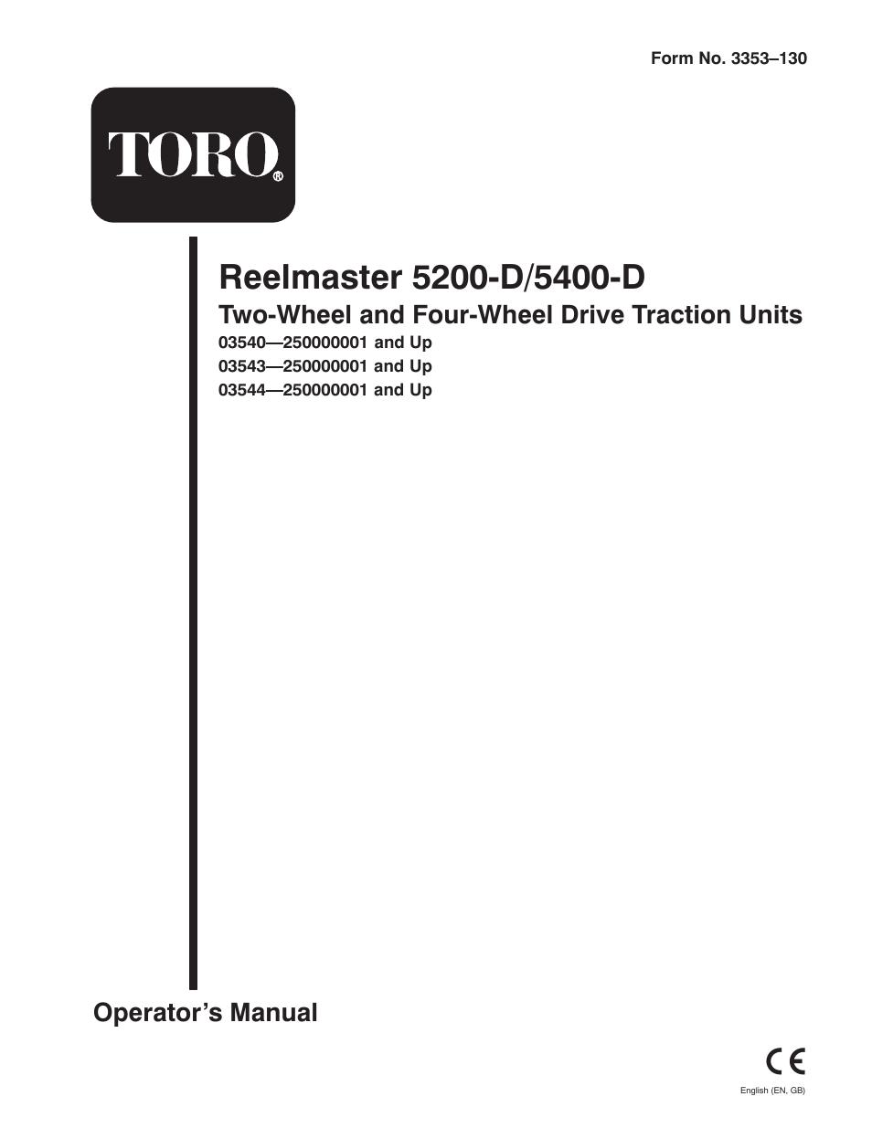 toro reelmaster manual ebook on
