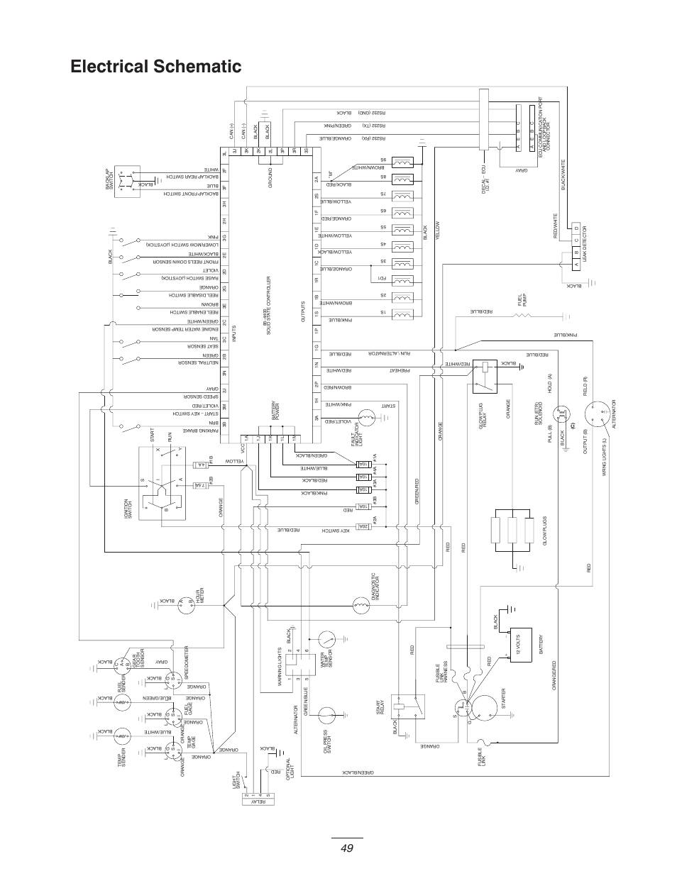 30610 Toro Wiring Schematic Mack Mtd Trusted Schematics Diagram On