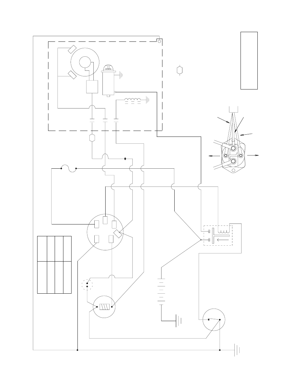 Schematics and diagrams, Electrical schematics and diagrams, Electrical  schematic | Toro Sand Pro 5020 User Manual | Page 128 / 170