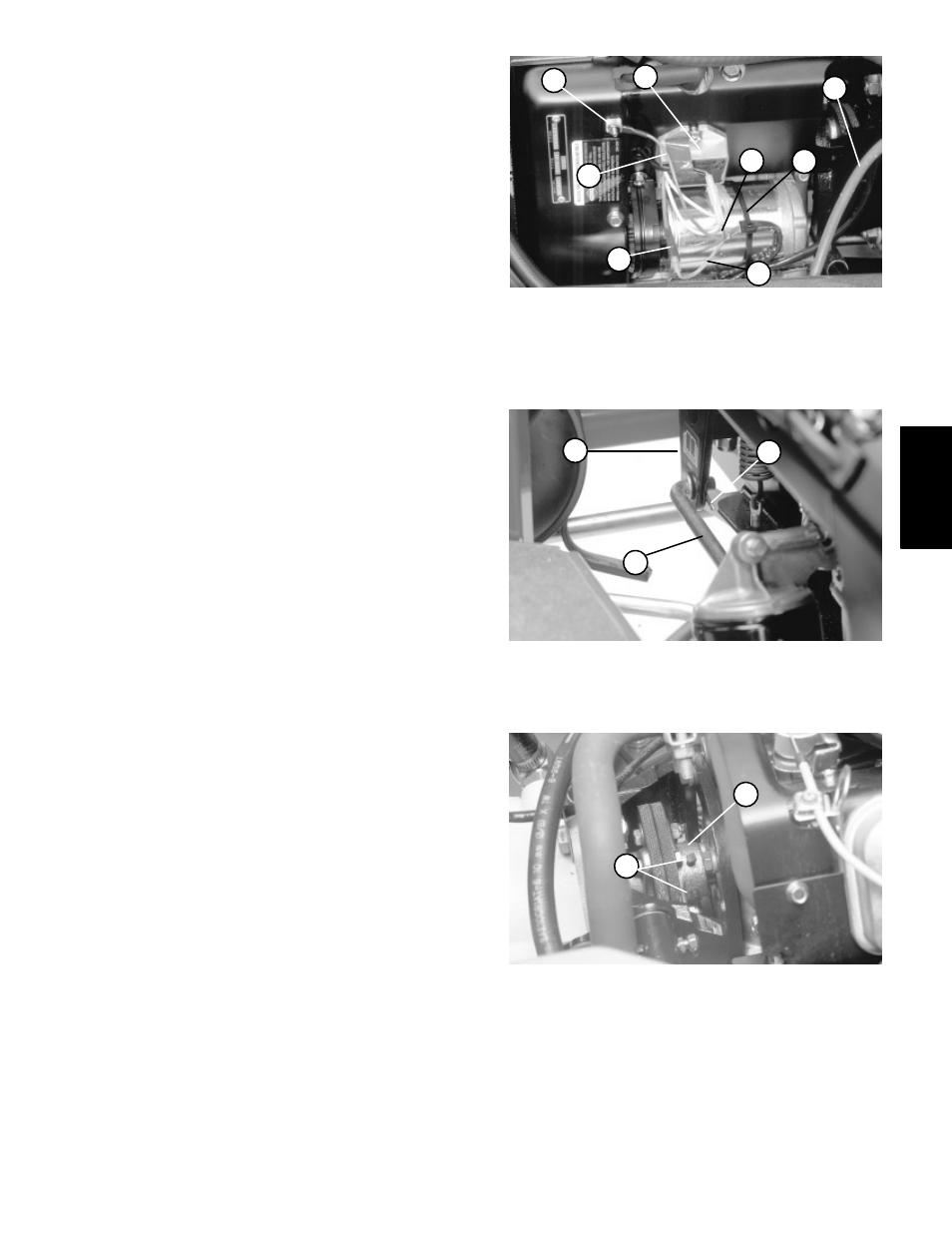 toro sand pro 5020 user manual | page 43 / 170