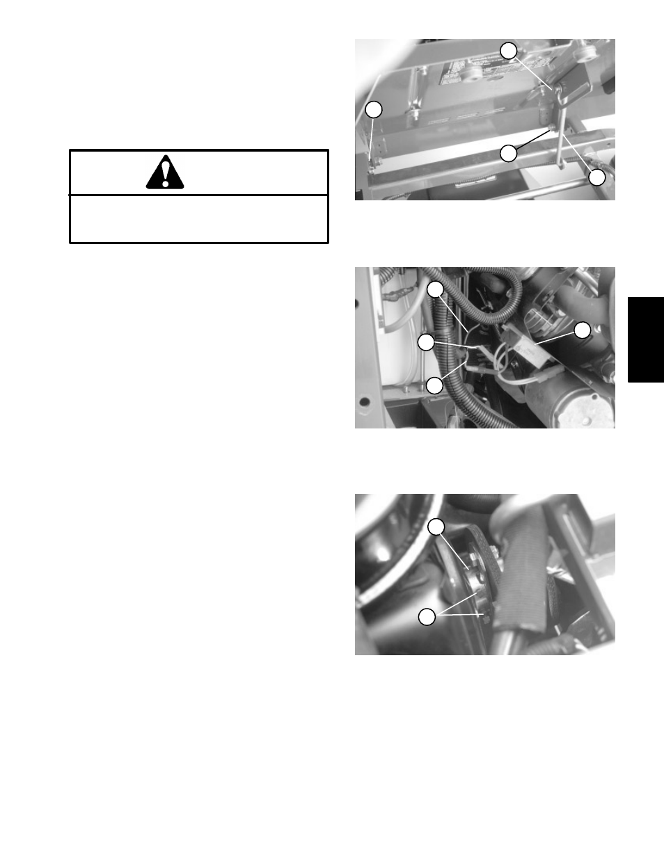 Caution Toro Sand Pro 5020 User Manual Page 47 170 Wire Harness