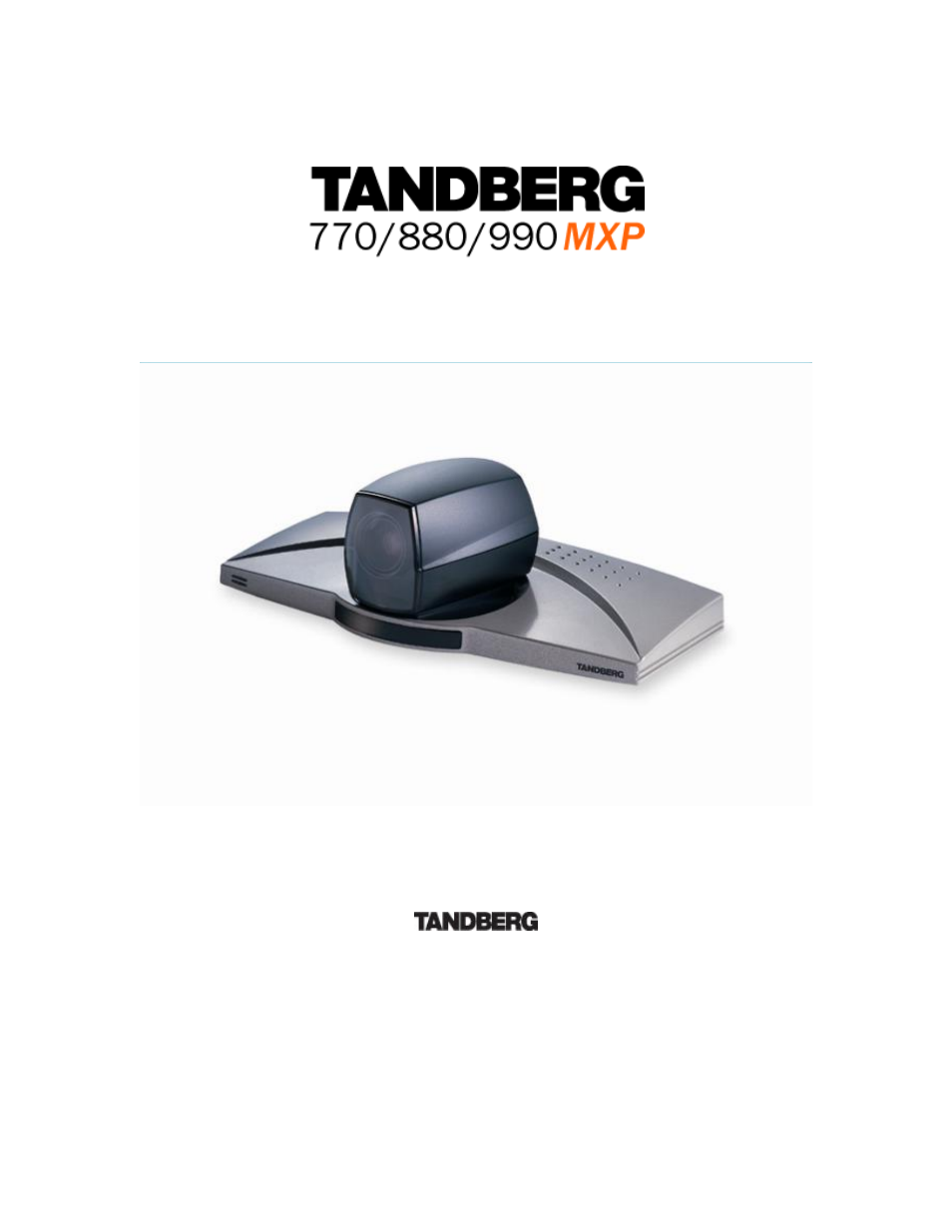 tandberg 880 mxp user manual 317 pages also for 770 mxp 990 mxp rh manualsdir com Tandberg 880 MXP Manual Tandberg Ttc8-04