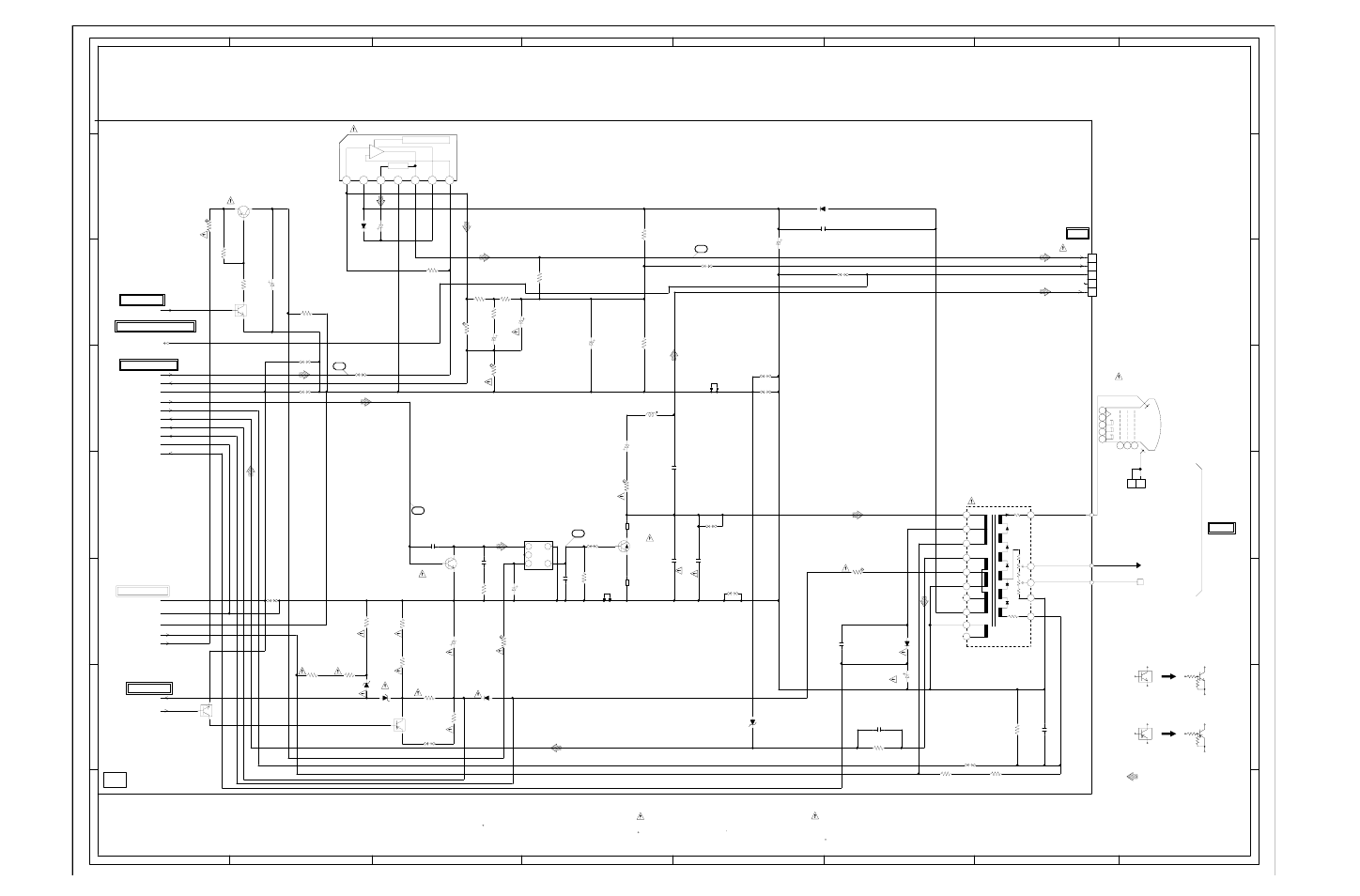 Deflection  Deflection Schematic Diagram  Syscon Pcb