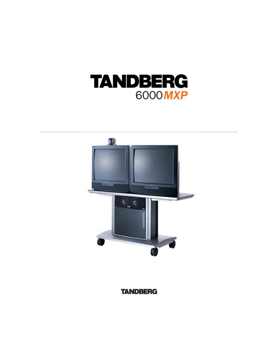 Videoconferencing tandberg profile 6000 mxp user manual.