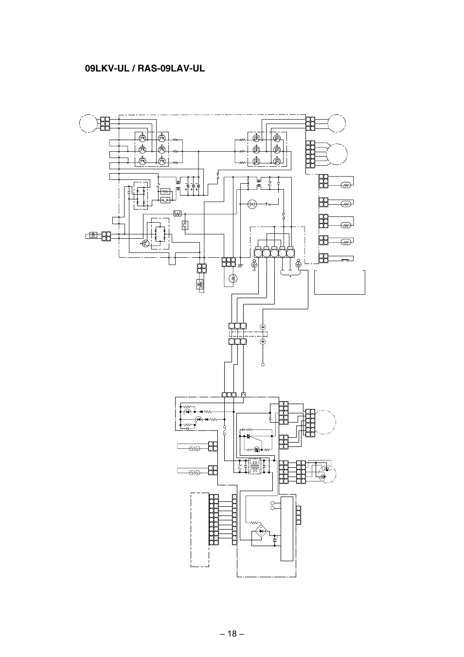Wiring Diagram  Fm Pmv  Main Pc Board Wp