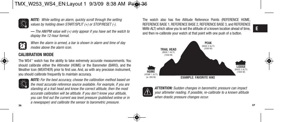 инструкция timex expedition