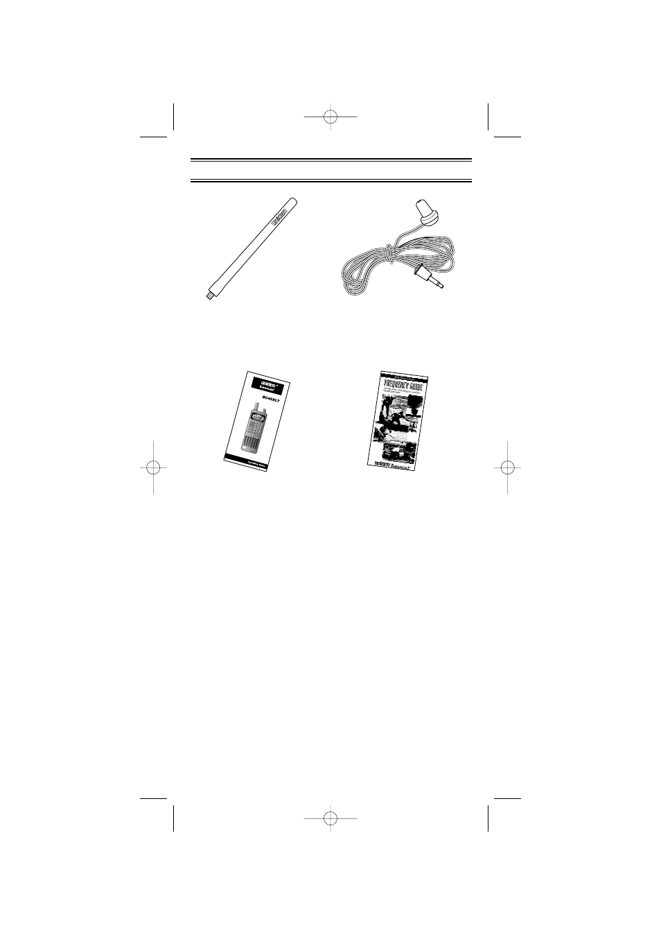 accessories and replacement parts uniden bc45xlt user manual rh manualsdir com Radio Frequency List Energy Frequency Guide