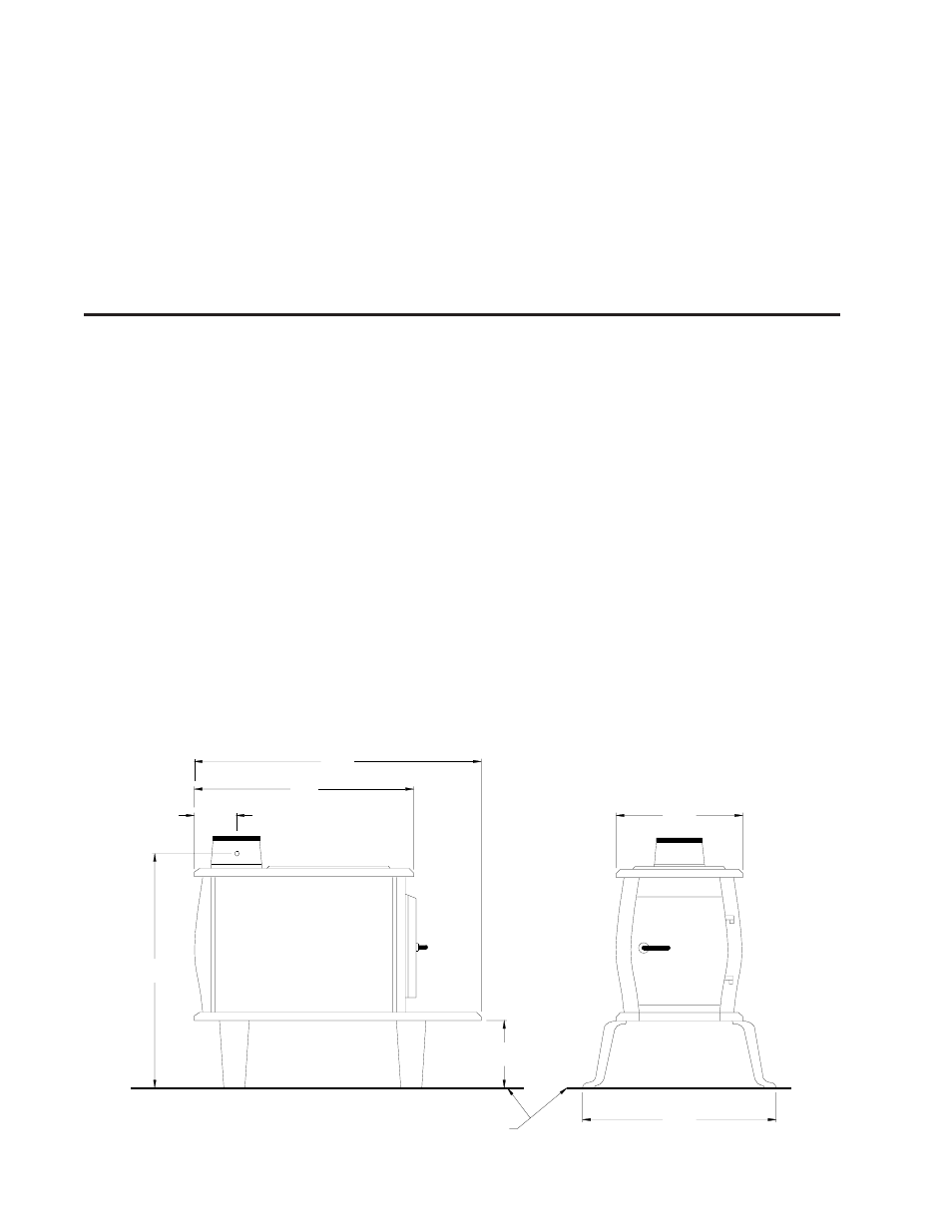 Tools and materials needed | United States Stove Company LOGWOOD 2421 User  Manual | Page 2