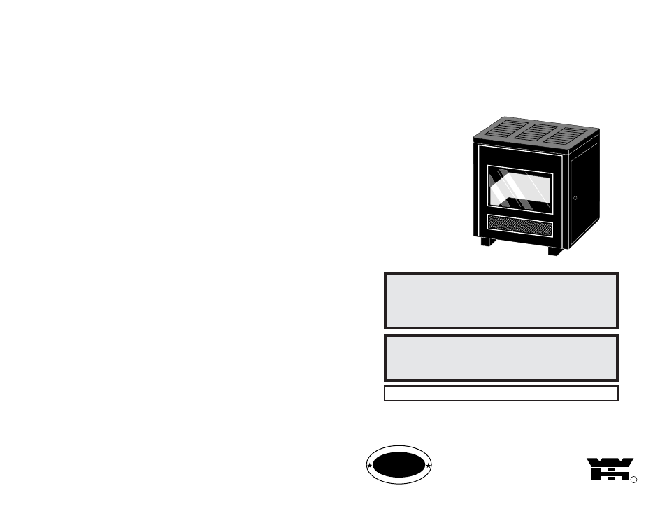 United States Stove Company Wonderwood 2931 User Manual