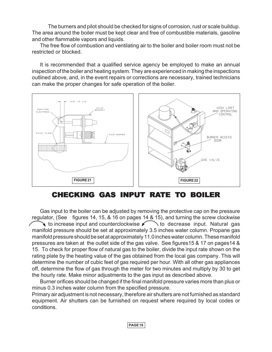 array - utica gas fired boiler user manual page 20 28 original mode rh  manualsdir com