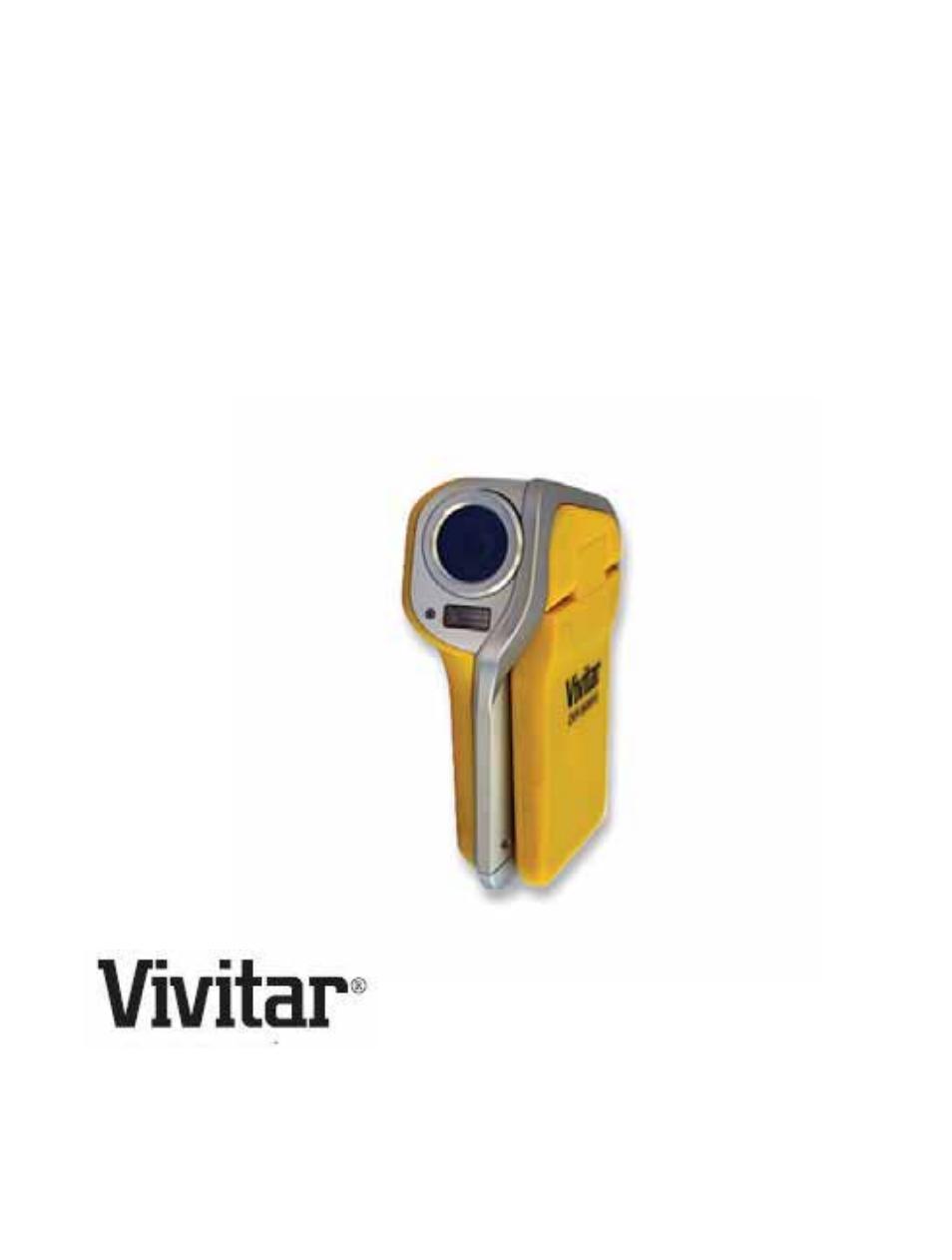 vivitar dvr 850w user manual 55 pages rh manualsdir com Vivitar DVR 610 HD Vivitar DVR 925Hd