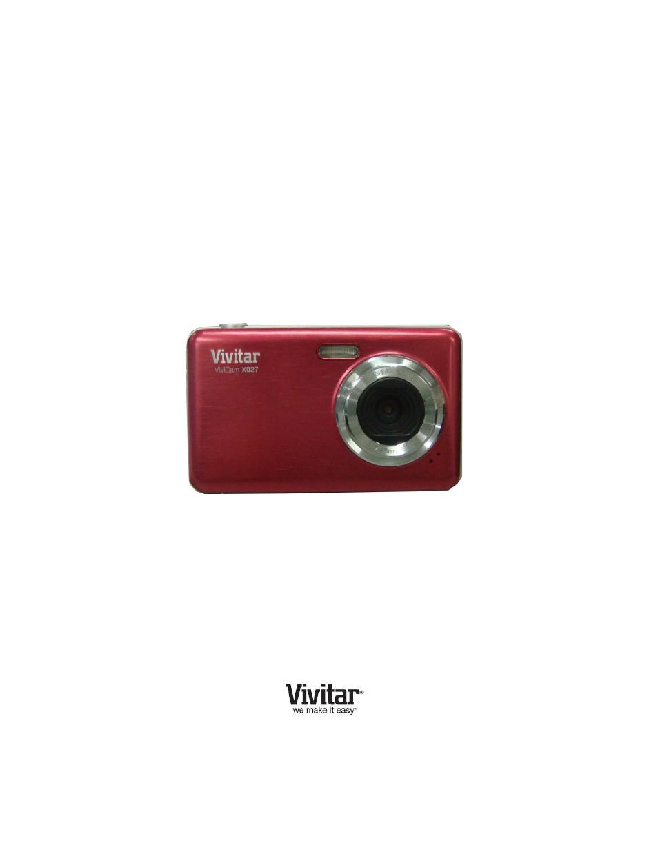 vivitar vivicam x027 user manual 63 pages rh manualsdir com  vivicam x029 manual