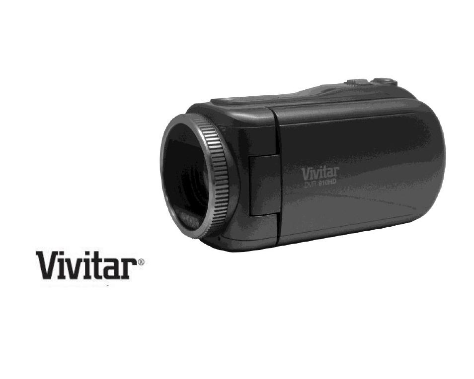 vivitar dvr 910hd user manual 74 pages rh manualsdir com Vivitar DVR 610 HD Vivitar Camcorder DVD