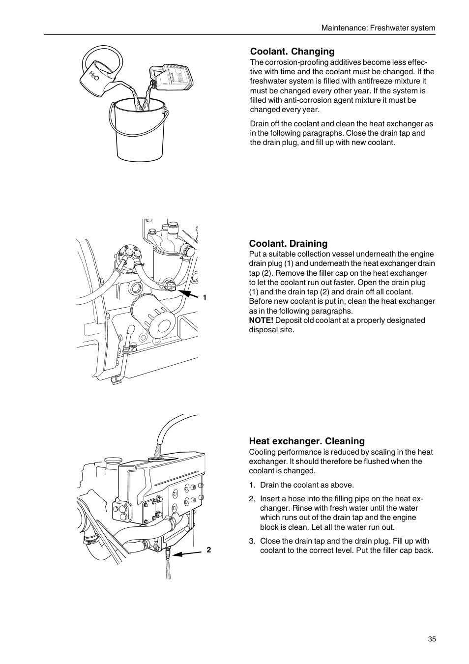 volvo penta d2-75 user manual | page 37 / 68 | original