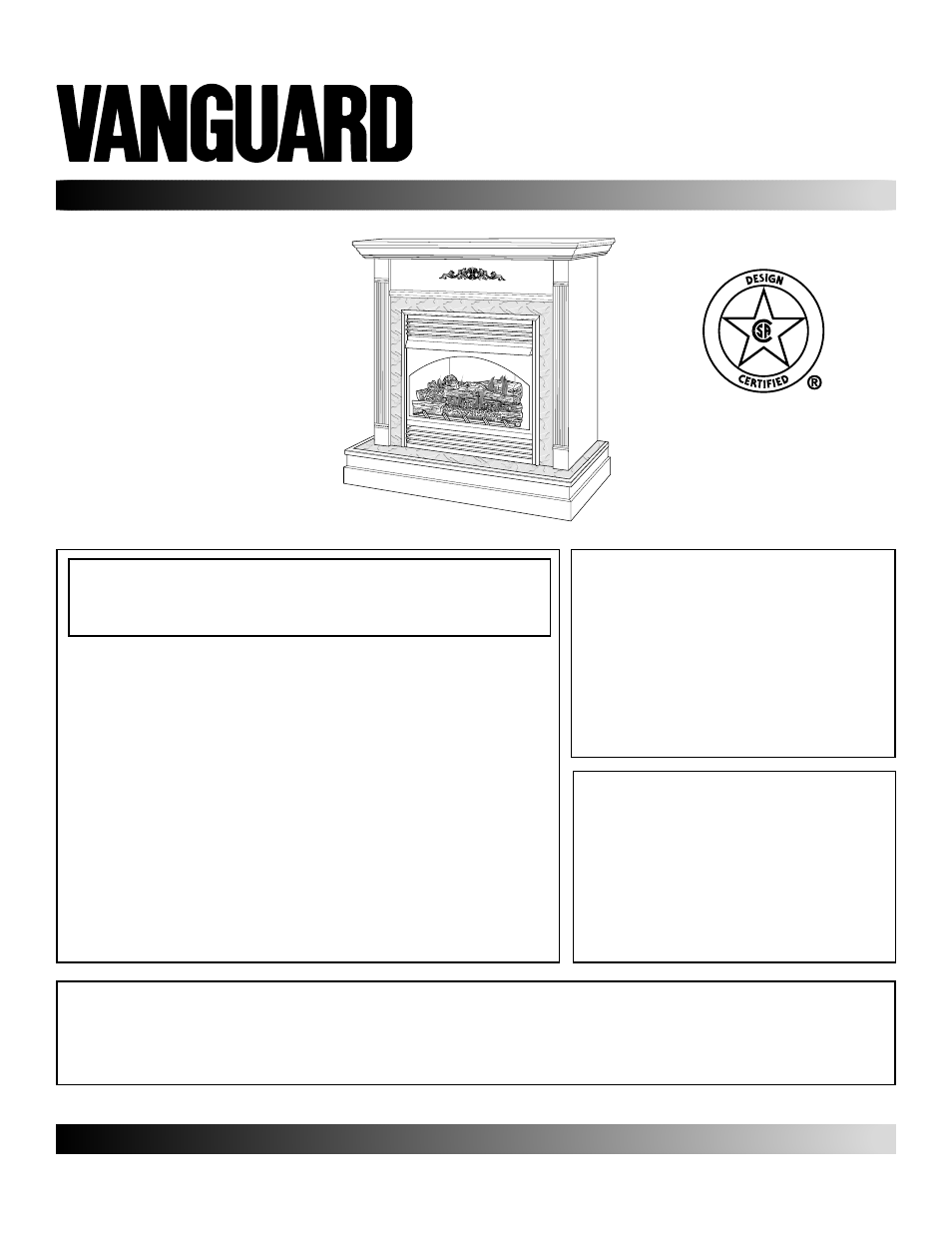 vanguard heating 107156 01e pdf user manual 38 pages