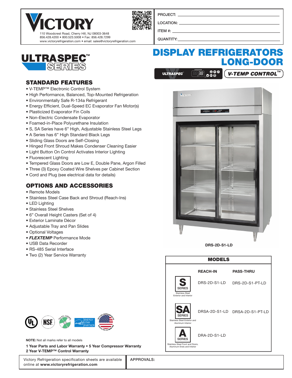 Victory Refrigeration Images