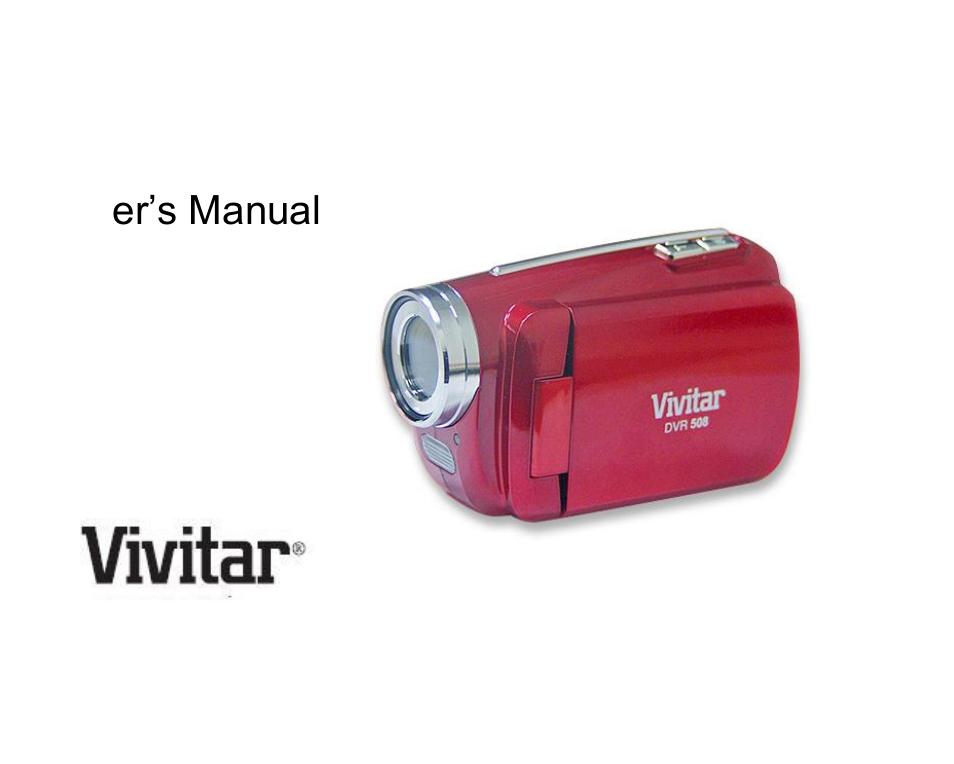 vivitar dvr 508 user manual 65 pages rh manualsdir com vivitar dvr786hd action camcorder manual vivitar dvr786hd action camcorder manual