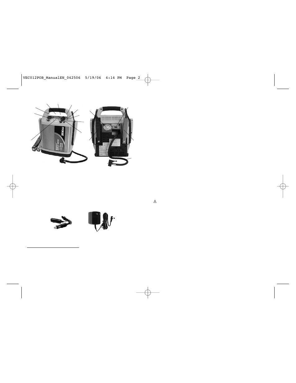 Vector Power On Board Vec012pob User Manual Page 4 6 Reverse Polarity Switch Hooked To Timer Help For Novice