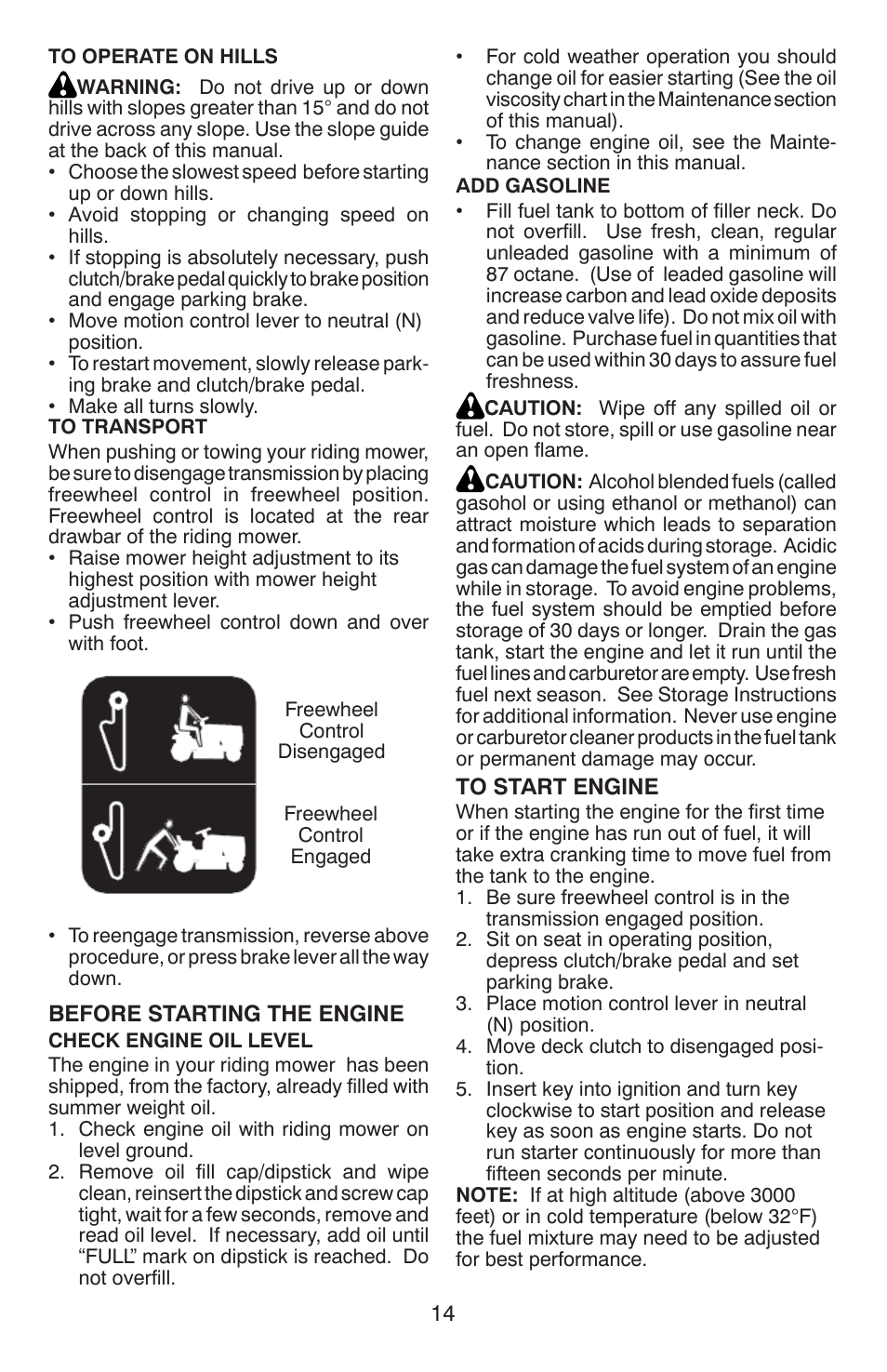 Weed Eater One We261 User Manual