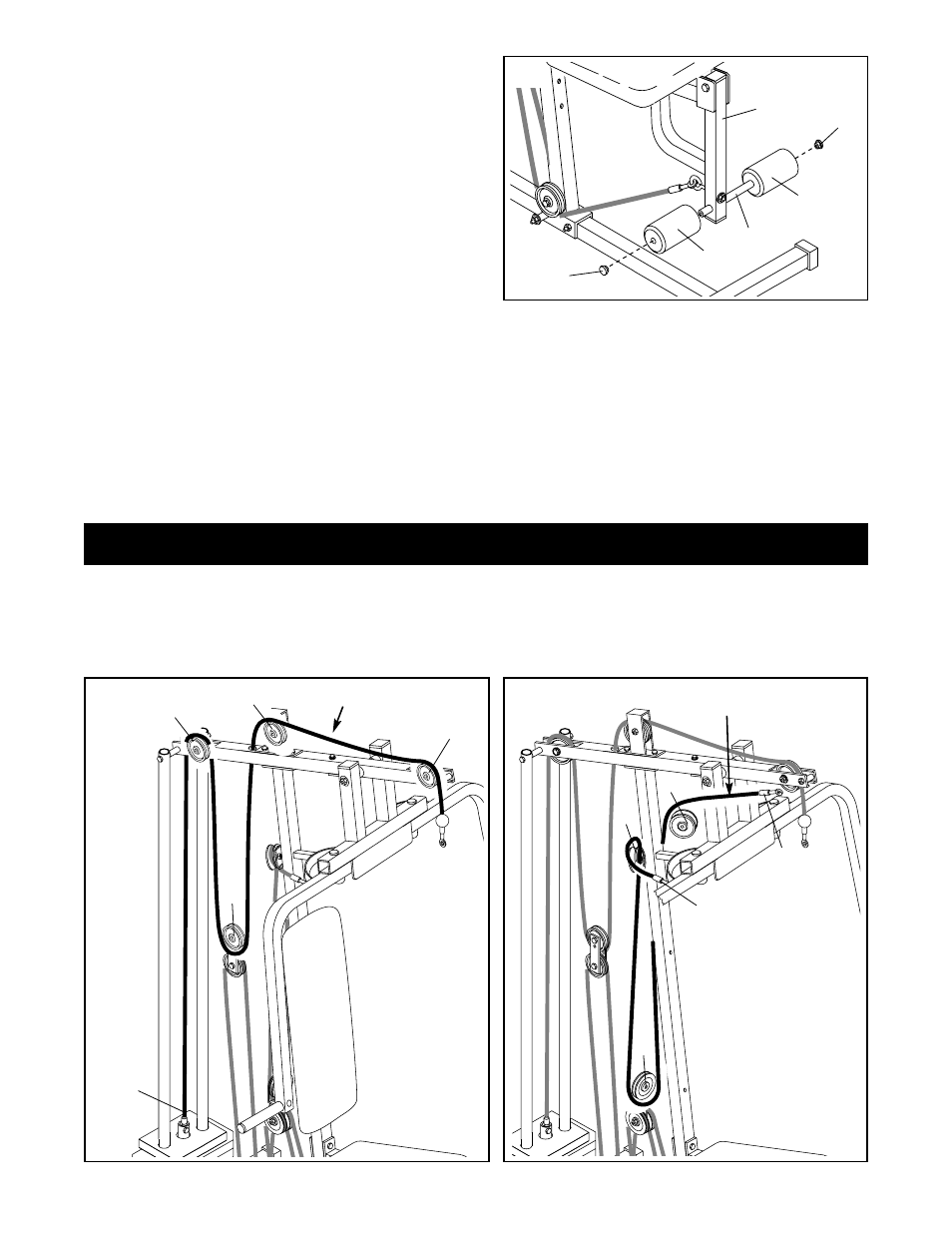 cable diagrams weider 740 user manual page 15 27 rh manualsdir com User Training Kindle Fire User Guide