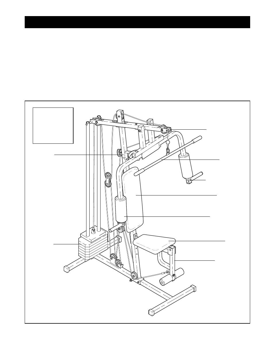 before you begin weider 740 user manual page 4 27 rh manualsdir com User Guide Template Online User Guide