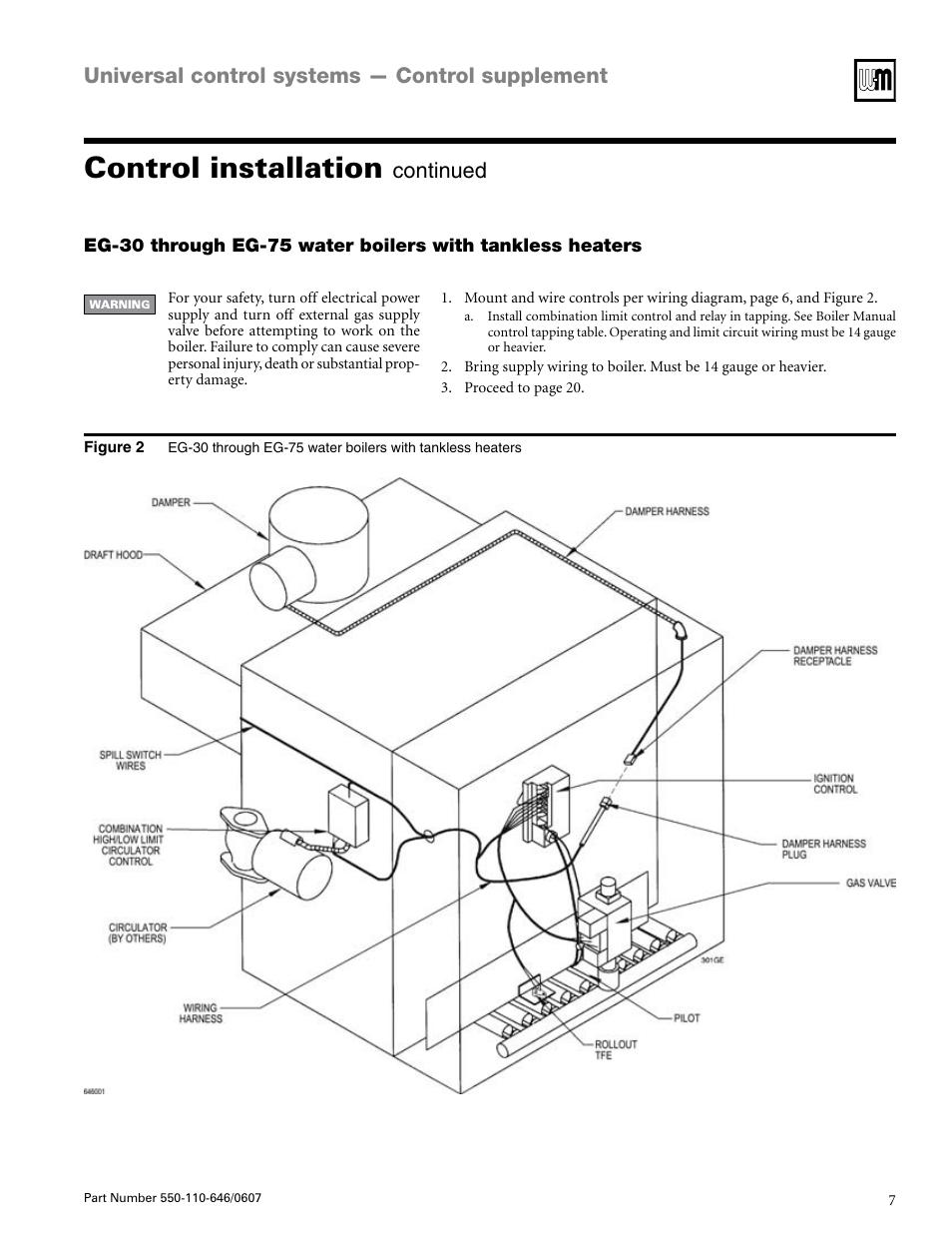 Control Installation  Universal Control Systems  U2014 Control