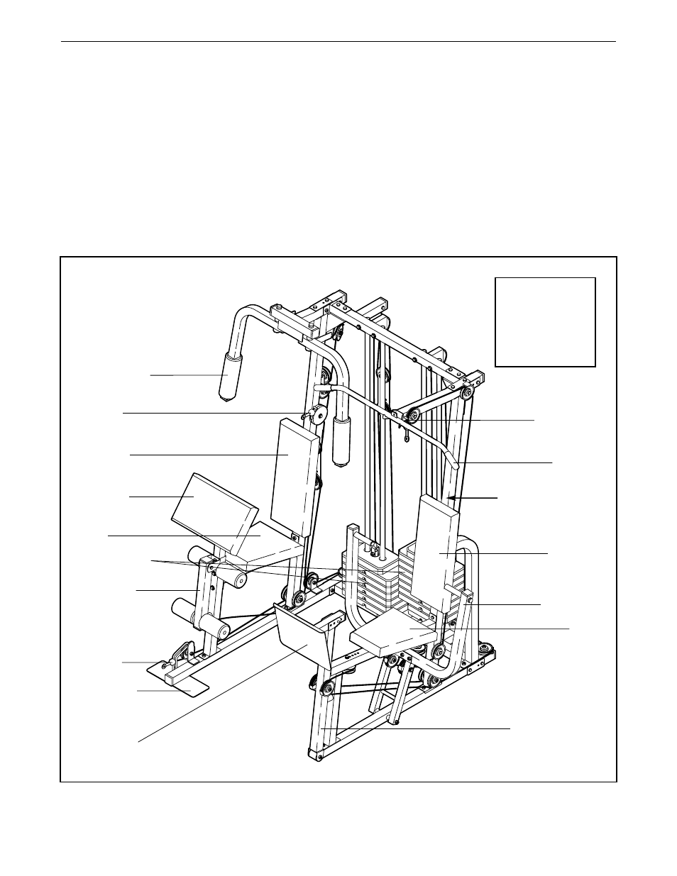 before you begin weider pro power stack 831 159831 user manual rh manualsdir com weider pro power stack 550 exercises weider pro power stack assembly instructions