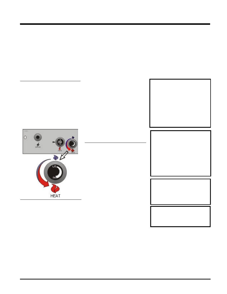 Maintenance Maintenance Instructions Automatic Convection Fan