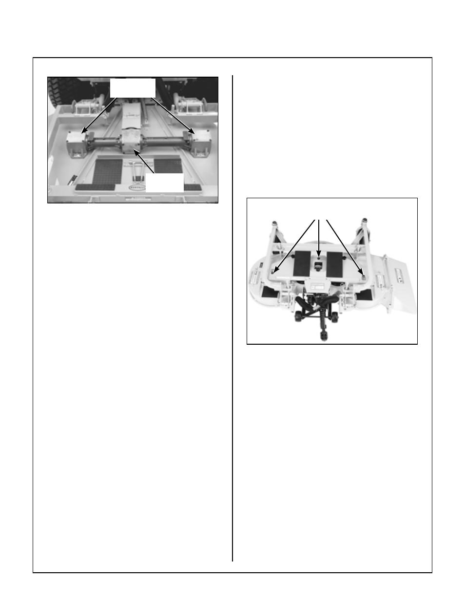dsd52 mower deck lubrication blade spindle lubrication maintenance rh manualsdir com hp 49 calculator manual hp48 manual pdf