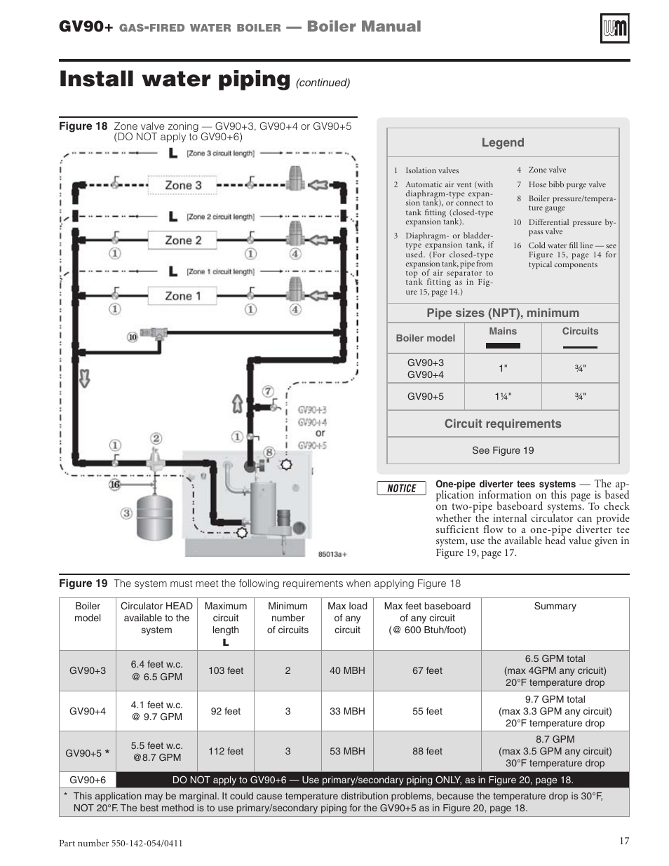 Weil Mclain Gv90 Piping Diagram - Everything Wiring Diagram on