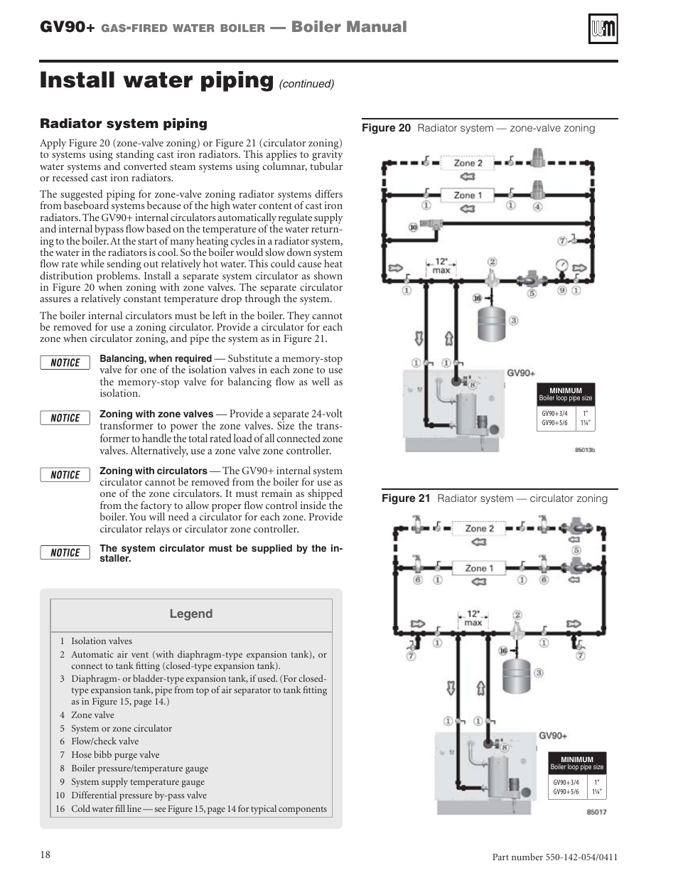 Weil Mclain Transformer Wiring Diagram Llanos South America Map 1996 Boiler Schematic Wonderful Radiators Pictures Inspiration Gv90 Page18