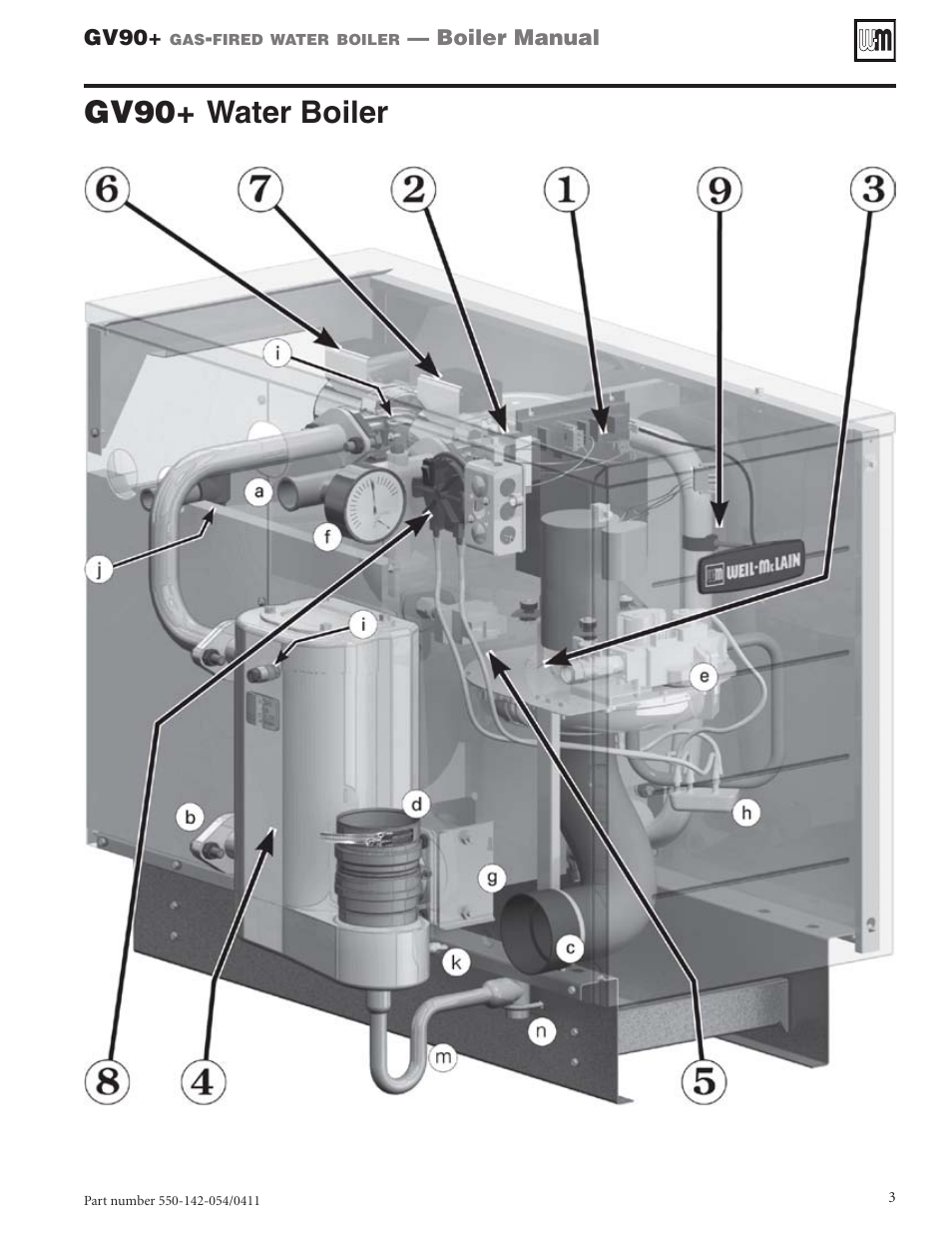 Gv90  Water Boiler