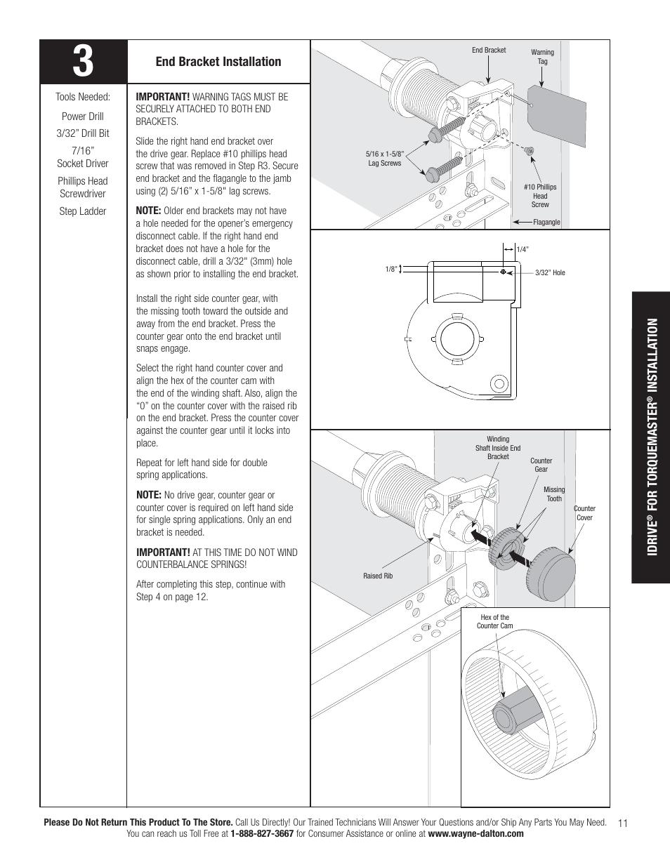 wayne dalton idrive user manual