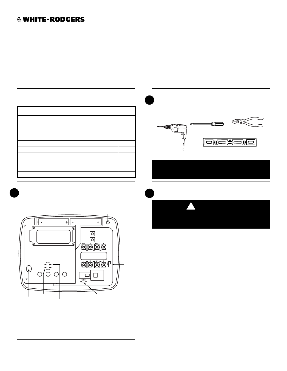 White Rodgers 1f79 User Manual