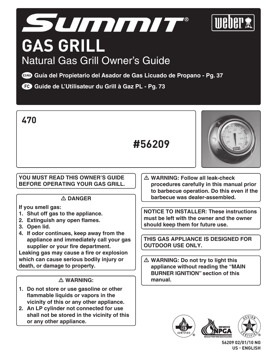 weber summit e 470 user manual 108 pages also for summit 56209 rh manualsdir com weber grill manual genesis 310 weber grill manual lighting