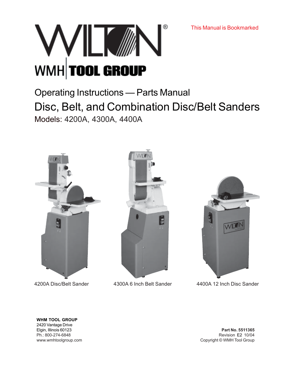 wilton 4400a user manual 32 pages also for 4200a 4300a rh manualsdir com