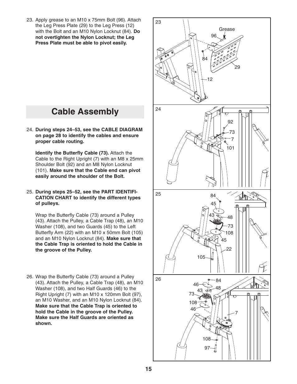 28 best weider club 4870 cable diagram weider club 4870 weider cable diagram wiring diagram pooptronica Image collections